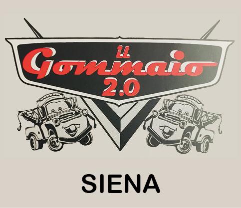 Gommaio 2.0 Siena