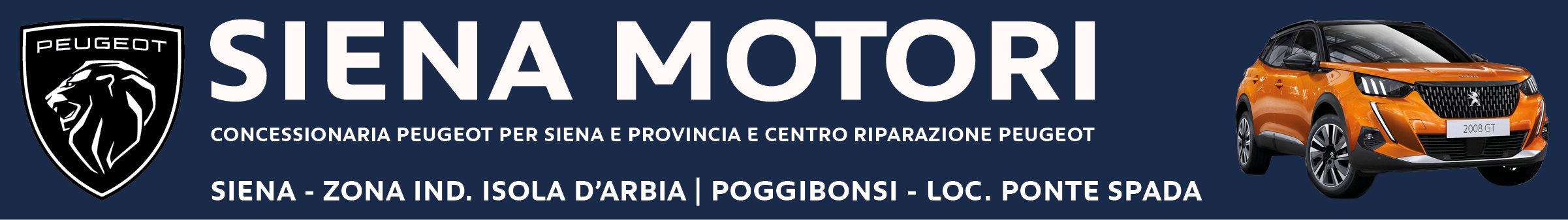 Siena Motori Peugeot