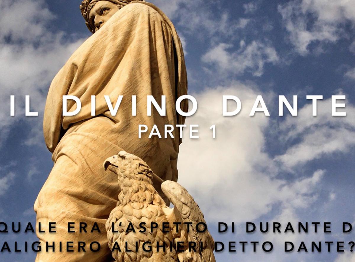 1. Quale era l'aspetto di Durante di Alighiero Alighieri detto Dante?