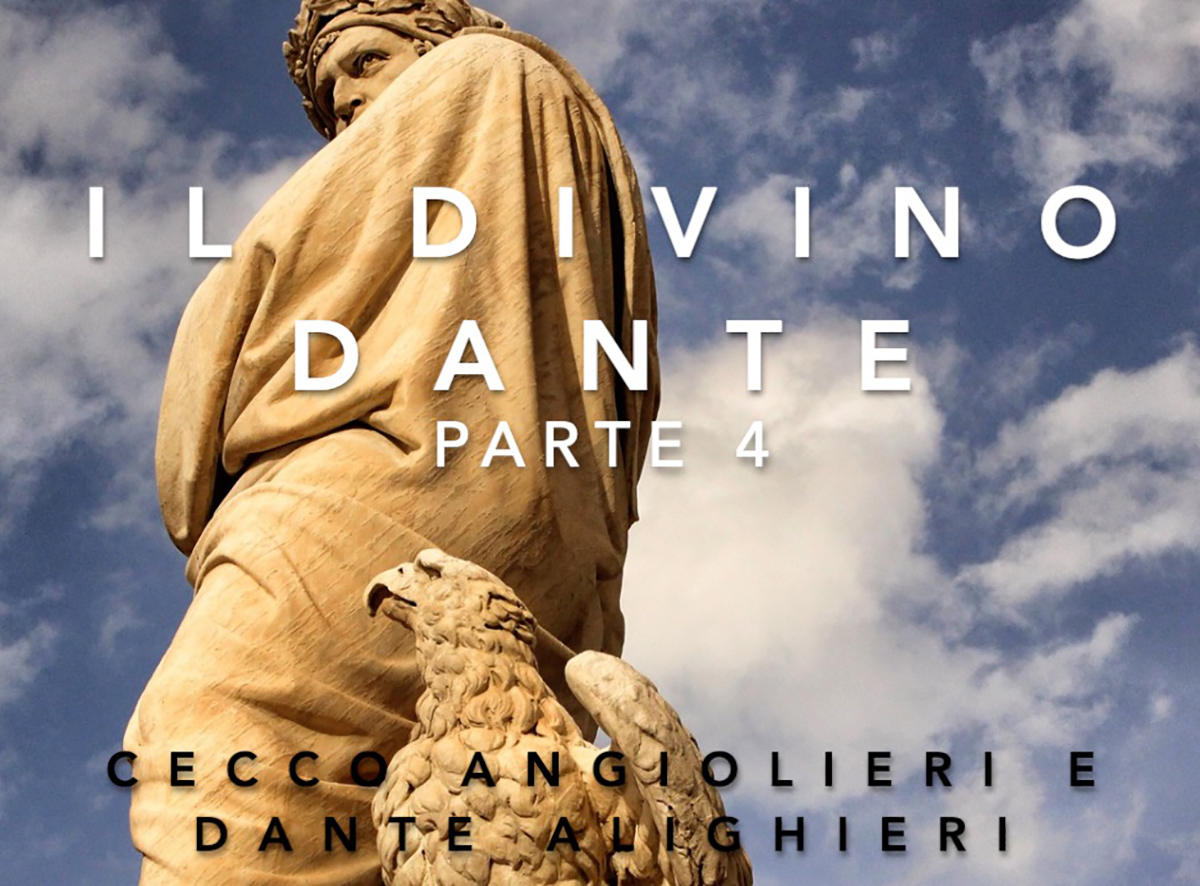 4.  Cecco Angiolieri e Dante Alighieri