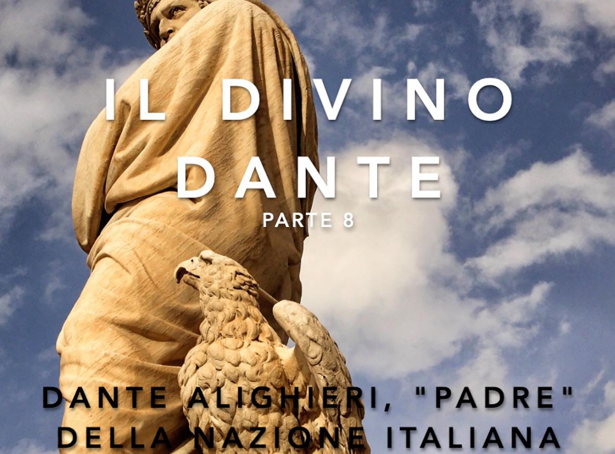 8. Dante Alighieri,